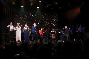 BWW Review: RYTHM OF LIFE at DAS VINDOBONA
