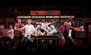 THE CHOIR OF MAN To Open in the West End