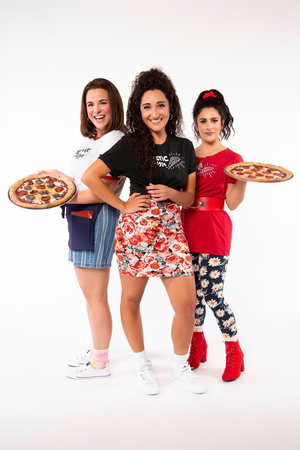 BWW Review: MYSTIC PIZZA - A NEW MUSICAL at Ogunquit Playhouse