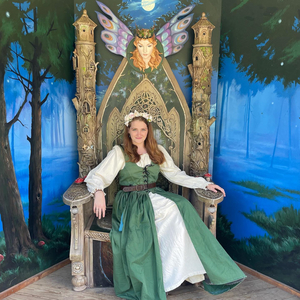 Student Blog: I'm the Queen of the Castle