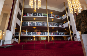Kennedy Center Unveils Yearlong 50th Anniversary Exhibit 'If These Halls Could Talk'