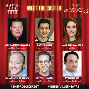 BWW Interview: Jamie Ann Walters of THE PRODUCERS at Greenville Theatre