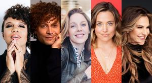 Shoshana Bean, Jessie Mueller, Shayna Steele, Erika Henningsen, & Justin Guarini Will Headline THE SETH CONCERT SERIES Live Streaming Return Beginning October 3rd