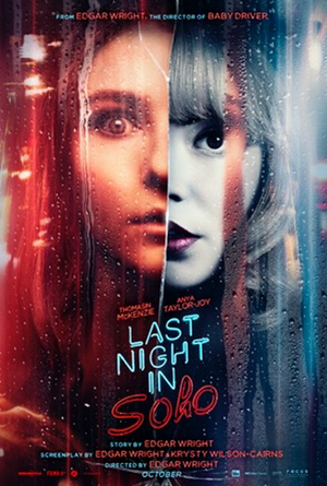VIDEO: Official Trailer for LAST NIGHT IN SOHO