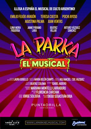 Descubrimos al elenco de LA PARKA, EL MUSICAL