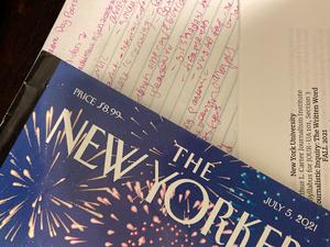 Student Blog: Drama, Double-Majoring in Journalism