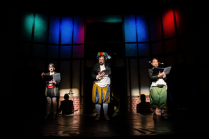 BWW Review: THE COMPLETE WORKS OF WILLIAM SHAKESPEARE (ABRIDGED) at Susquehanna Stage