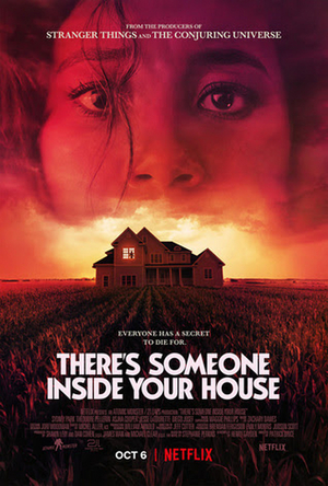 VIDEO: Watch the Trailer for Netflix's THERE'S SOMEONE INSIDE YOUR HOUSE