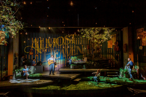 BWW Review: The REV Theatre Company Presents ALMOST HEAVEN, THE SONGS OF JOHN DENVER
