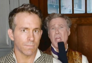 VIDEO: Ryan Reynolds and Will Ferrell Duet on the Set of SPIRITED