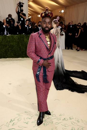 Mykal Kilgore Performs At The 2021 Met Gala, Coinciding With The Release Of His New Single & Video