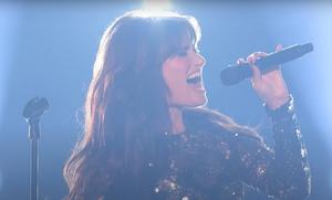 VIDEO: Watch Idina Menzel Perform 'Dream Girl' From CINDERELLA on AMERICA'S GOT TALENT