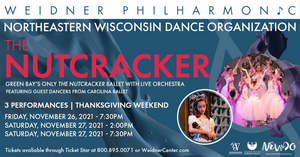 NEWDO's The Nutcracker Comes to the Weidner Center This Thanksgiving
