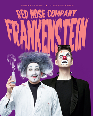 BWW Review: FRANKENSTEIN BY THE RED NOSE COMPANY