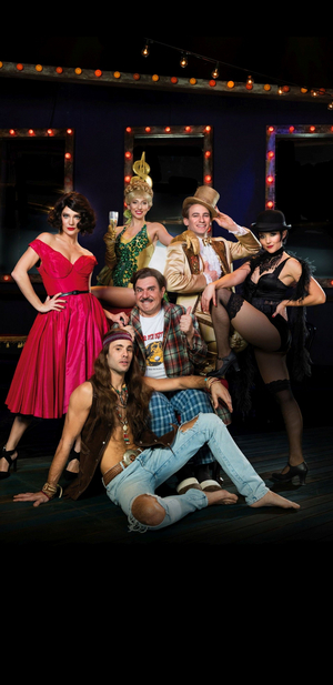 LIFE IS A CABARET Begins at the Cameri Theatre