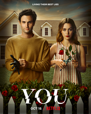 VIDEO: Watch the Trailer for Season 3 of YOU on Netflix