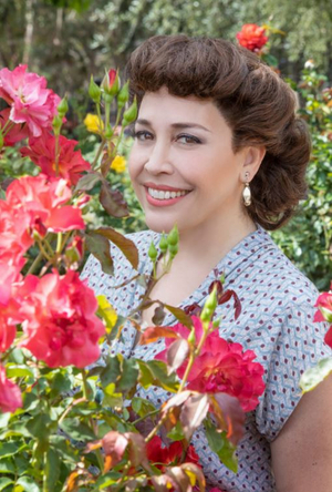BWW Interview: Andréa Burns Talks THE GARDENS OF ANUNCIA  at The Old Globe