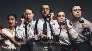 BWW Review: OPERATION MINCEMEAT, Southwark Playhouse