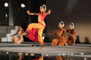 BWW Review: FIRES OF VARANASI: DANCE OF THE ETERNAL PILGRIM  at The Kennedy Center