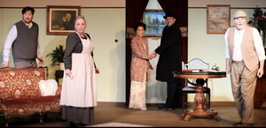 BWW Review: Luck would have it with 3rd Act's THE RED LAMP