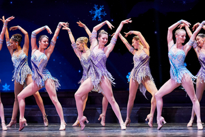 2021 CHRISTMAS SPECTACULAR Will Feature the Return of the Scene 'Snow'; Celebrate Tomorrow on Instagram Live!