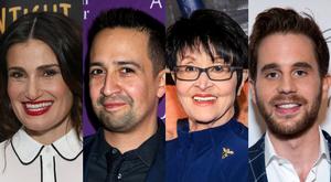 Lin-Manuel Miranda, Idina Menzel, Ben Platt, Chita Rivera & More Will Take the Stage at The Tony Awards Present: Broadway's Back!