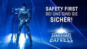 Spielplan STARLIGHT EXPRESS Oktober 2021