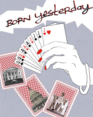BORN YESTERDAY Opens SSP's 40th Season Next Month
