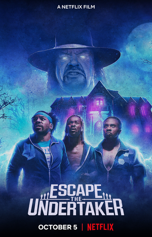 VIDEO: Netflix's First Look at ESCAPE THE UNDERTAKER Interactive Film