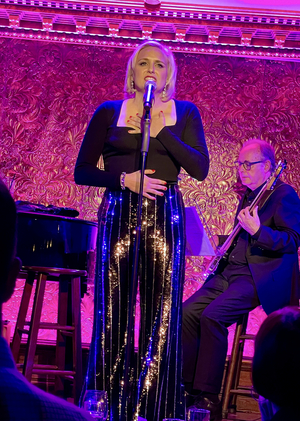 BWW Review: HALEY SWINDAL: BACK IN BUSINESS Is How It's Done at 54 Below