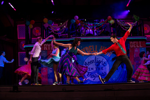 BWW Review: GREASE  at Music Theatre Wichita At The Capitol Federal Amphitheater In Andover, KS