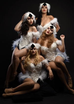 SWAN LAKE ROCK OPERA Will Begin Performances At Actors Temple Theatre Next Month