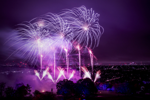 Ally Pally Fireworks Festival is Back this November
