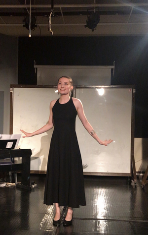 Student Blog: Songs from My First Voice Recital