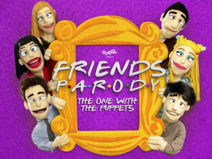 FRIENDS PARODY (THE ONE WITH THE PUPPETS) to Premiere at Theatre Row This November