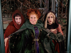 El Capitan Theatre to Screen HOCUS POCUS and THE NIGHTMARE BEFORE CHRISTMAS