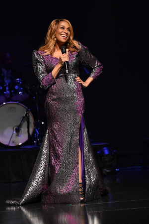 Jennifer Holliday Performs At The Wallis On DREAMGIRLS' 40th Anniversary