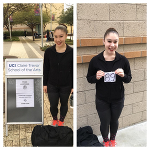 Student Blog: Why I Prefer an In-Person Audition