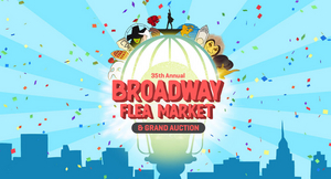 Experiences With David Byrne, André DeShields, Patti LuPone, and More Added to BC/EFA's Broadway Flea Market & Grand Auction