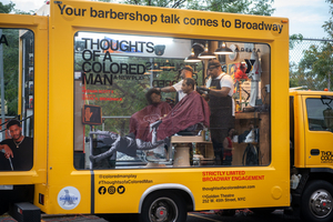 THOUGHTS OF A COLORED MAN Offers Free Haircuts To The Community In Bronx And Brooklyn