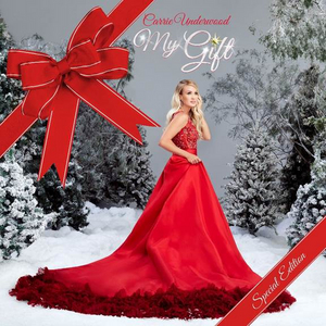 Carrie Underwood Releases Special Edition of 'My Gift'