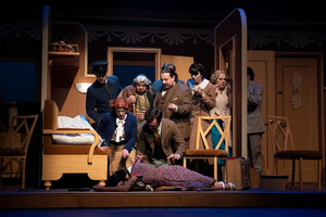 BWW Review: MURDER ON THE ORIENT EXPRESS at Omaha Community Playhouse