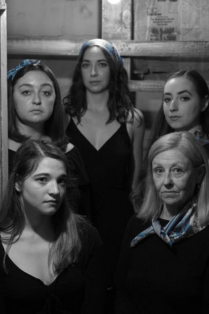 BWW Review: ALL THROUGH THE NIGHT at Alleyway's Main Theater