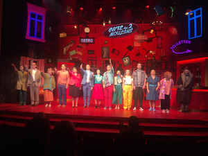 BWW Review: AMELIE THE MUSICAL at Östgötateatern