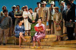 Lyric Opera's THE ELIXIR OF LOVE is Now Open