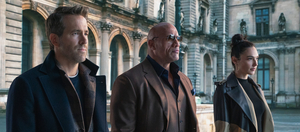 VIDEO: Watch a New Clip from RED NOTICE With Gal Godot, Dwayne Johnson, & Ryan Reynolds