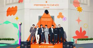 BTS Announces PERMISSION TO DANCE ON STAGE LA Live Stadium Shows