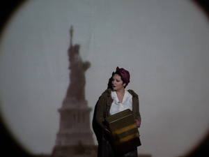The Rebellious Guerilla Opera Presents ELLIS Next Month