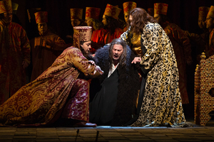 BWW Review: The Met's Short Version of BORIS is Good-Enough for Me