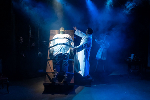 BWW Review: YOUNG FRANKENSTEIN AT VINTAGE WILL LEAVE YOU IN STITCHES at Vintage Theatre